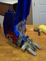 optimus leg other side by TIMECON