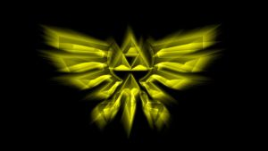 light burst triforce by Supersonic-Warrior