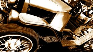Another Old Car by TheyCallDaWindMariah