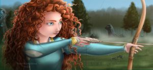 Merida by Janots13