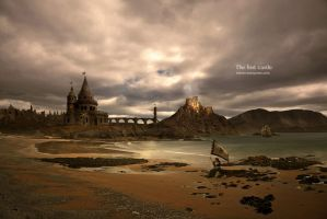 The Lost Castle by Mr-Bastos