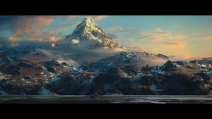 Lonely Mountain by leaner47