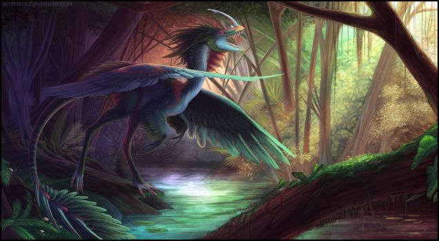 Song of the Wild by Skysealer