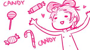 Jeffy likes candy by Jeisuke