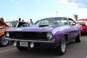 Johnny Gat's Mopar by KyleAndTheClassics