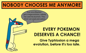 Every Pokemon Deserves A Chance! by BudCharles