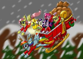 We will bring the Christmas to you by CIRILIKO