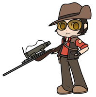 Sniper by Froofy