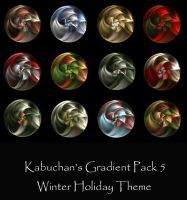 Kabu's Gradient Pack 5 by Kabuchan