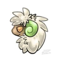 Whimsicott by Spashai