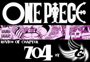 ONE PIECE - Review of chapter 704 by FallenAngelGM