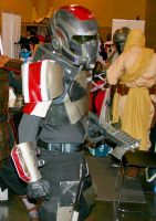 Masseffect 2/3 armor by anarchysquared