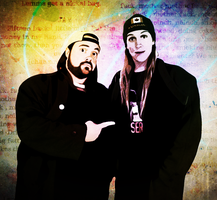 Jay and Silent Bob by bampop