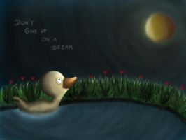 don't give up by marii85
