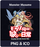 Monster Musume - Anime Icon by Rizmannf