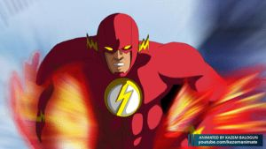 The Flash - Animation by Kazemb