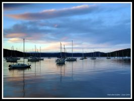Bay of Boats by FireflyPhotosAust