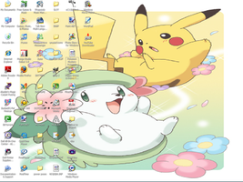 May Desktop 2009 by Chaomaster1