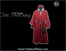 The Notary by TheIronRing