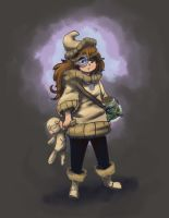 Witchsona by ShesscaMayWiver