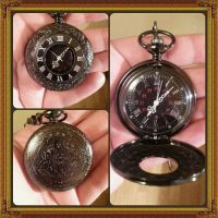 Pocketwatch  by SilverDragon2050