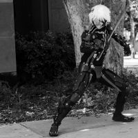 Revengeance Raiden: Tool of Justice by effektdmentality