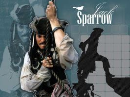 jack sparrow by hellolizzy