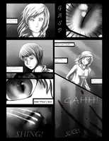 Who's the Killer? T-C COMIC by eliza1star