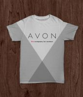Avon t-shirt by lozadesign