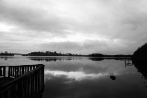 Lough Erne at winter by Indigo-squirrel