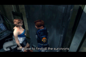 We have to find all the survivors by RPGxplay