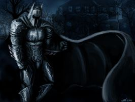 Medieval Batman by Suc-of