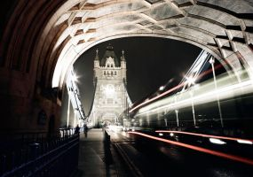Tower Bridge by CaveCanem42