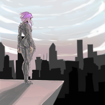 City Colored by Spechie