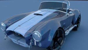 Shelby Cobra SC427 by jay-stealth