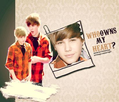 Who owns my heart by BieberPop