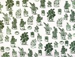 Potted Plants pattern by Iraville