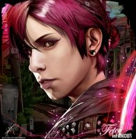 Infamous First Light Fetch by Jover-Design