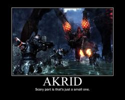 Lost Planet Akrid by trebor469