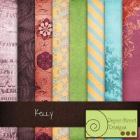 kelly-paper street designs by paperstreetdesigns