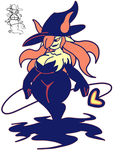 WITCHCUBUS by OolongEarlGrey