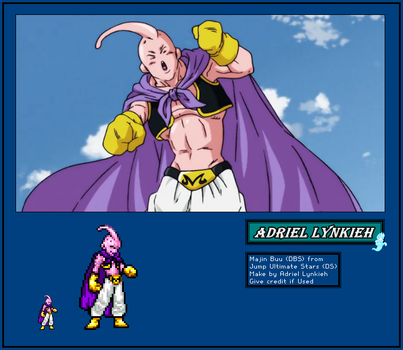 Majin Buu - Dragon Ball Super by AdrielLynkieh