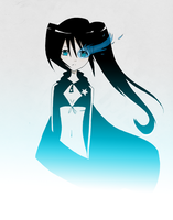 BRS : Black Rock Shooter by Yvanya