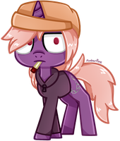 [MLP] Chain Smoker (PC) by AmberPone