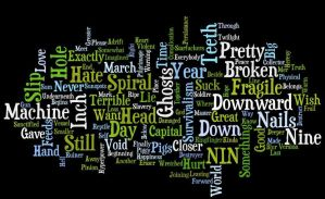 NIN Wordle 2 by Rothar