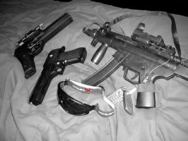 MY armory versus taliban by killswitchlogic