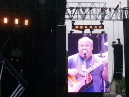 Kyle Gass - Foo Fighters Concert by ChloeRockChick14
