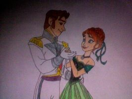 Anna and Hans by Kailie2122