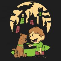 Shaggy n Scoob by Moysche