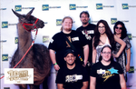 Red Carpet MN Team with Llama by Resaturatez